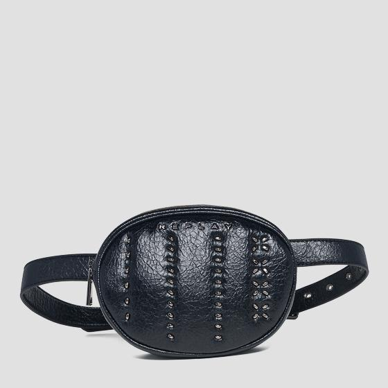Waist bag with studs fw3858.000.a0316a