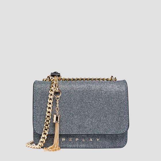 Glitter shoulder bag fw3911.002.a0738