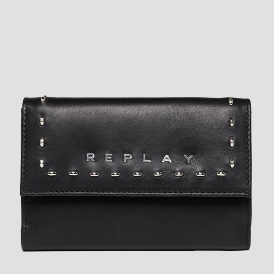 Wallet with studs fw5195.000.a3127