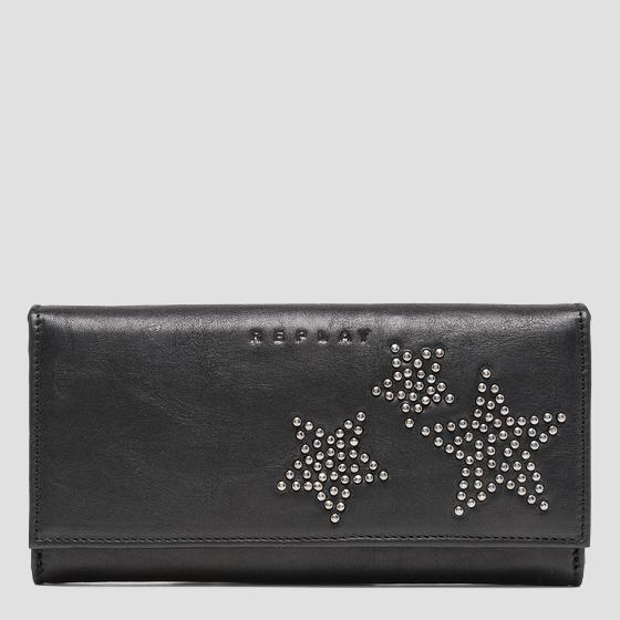 Wallet with stars fw5204.000.a3003d