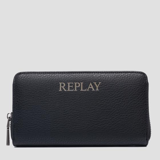 Zip around REPLAY wallet fw5238.000.a0132d