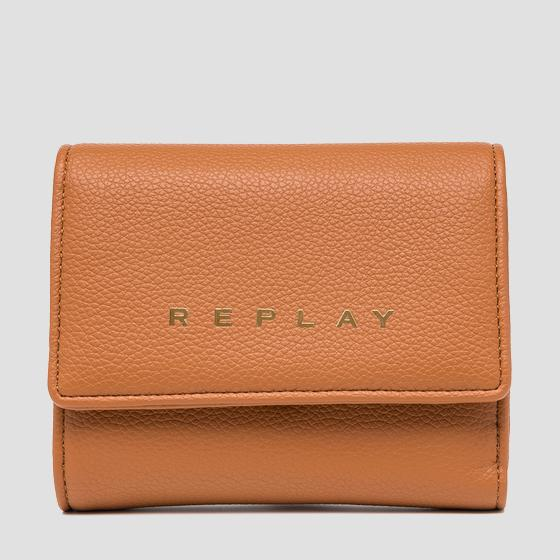REPLAY wallet with flap fw5258.000.a0363c