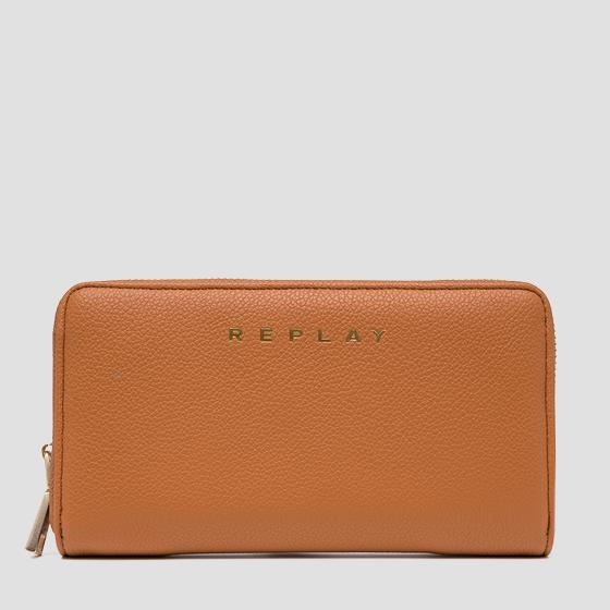 Rectangular zip-around wallet fw5259.000.a0363c