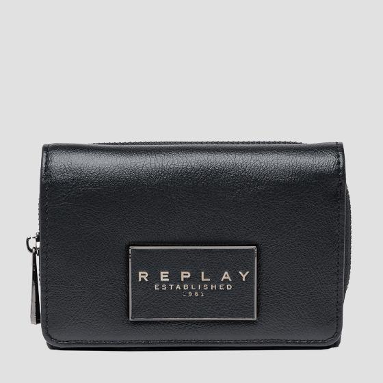 REPLAY ESTABLISHED 1981 wallet fw5279.000.a0437