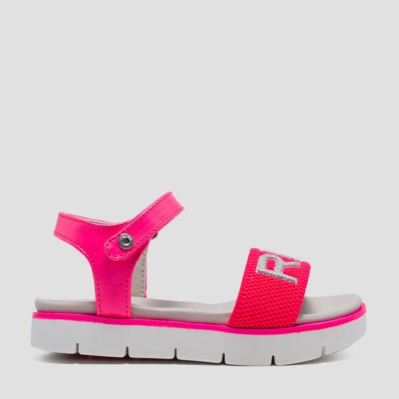 Girls' BAINOA sandals gbt24 .000.c0003t