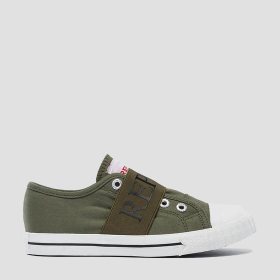 Boys' CALEDONIA slip on sneakers gbv08 .000.c0117t