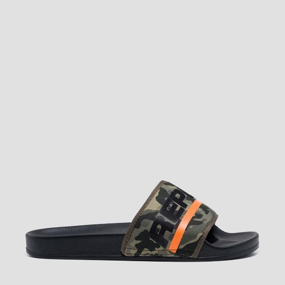 Men's CONCRETE sliders gmf1a .000.c0004t