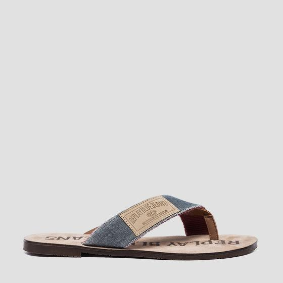 Men's MAGORT thong sandals gmt17 .000.c0012t