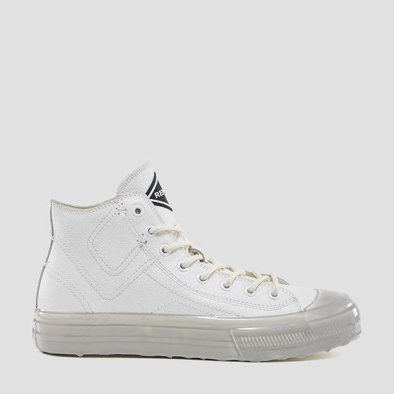 Men's COLLECTOR lace up mid cut leather sneakers gmv98 .000.c0032l