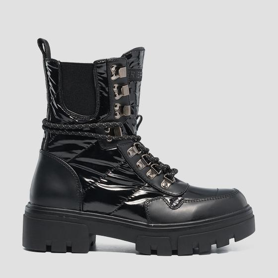 Women's GEMINES high boots gwl62 .000.c0009s