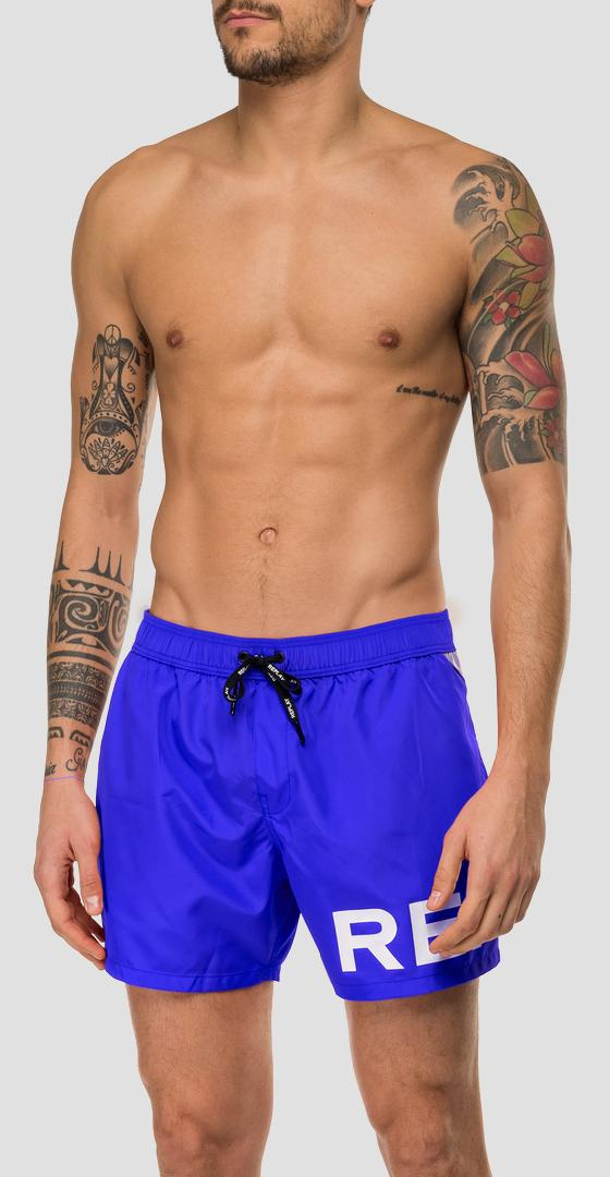 Replay swimming trunks with drawstring lm1068.000.82972