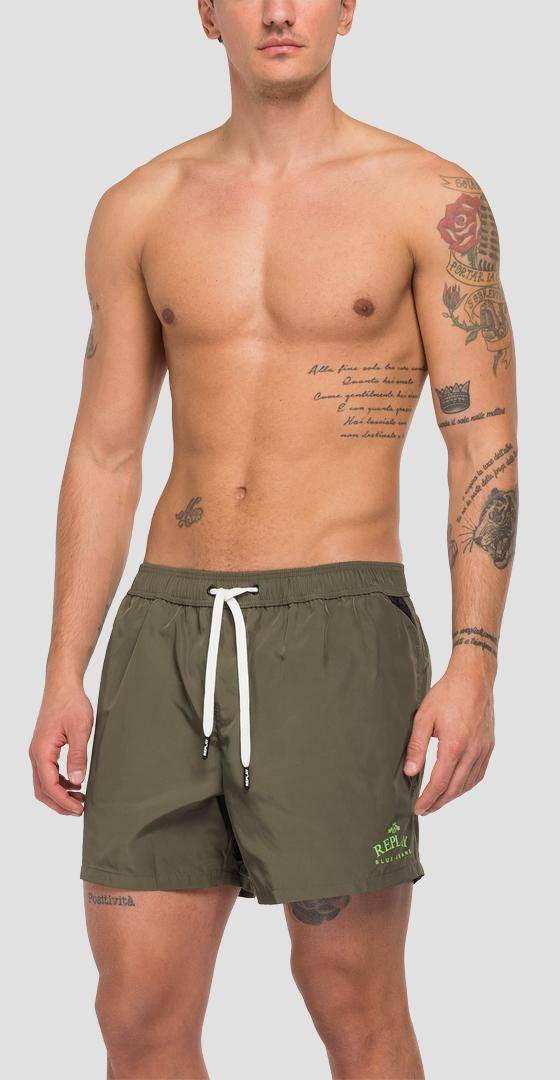 REPLAY BLUE JEANS swimming trunks lm1075.000.83218