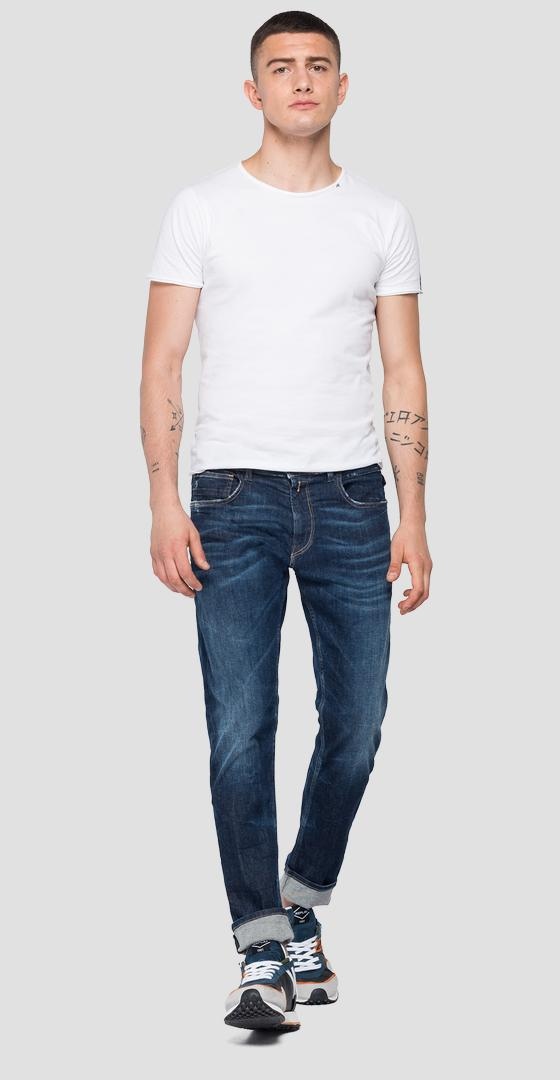 Skinny Low Crotch Fit Jeans Johnfrus m1000x.000.227 716