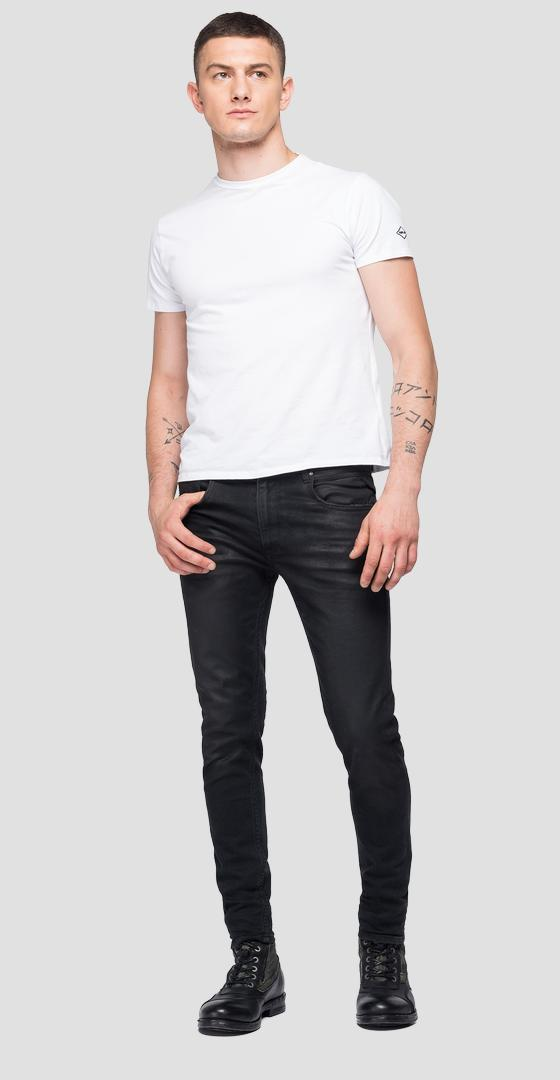 Jeans skinny low crotch fit Johnfrus m1000 .000.203 758