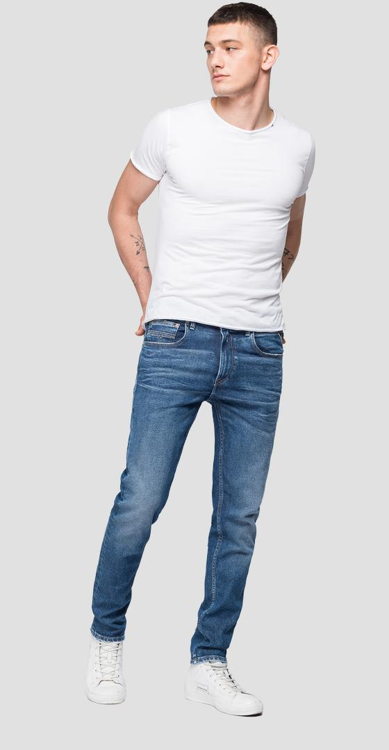 Jeans skinny low crotch fit Johnfrus m1000 .000.207 760