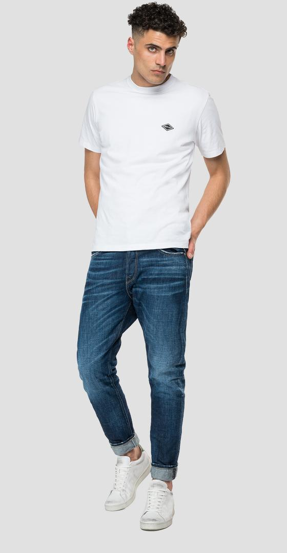 Aged 1 Years Organic Cotton tapered fit Tinmar jeans m1006f.000.356 962