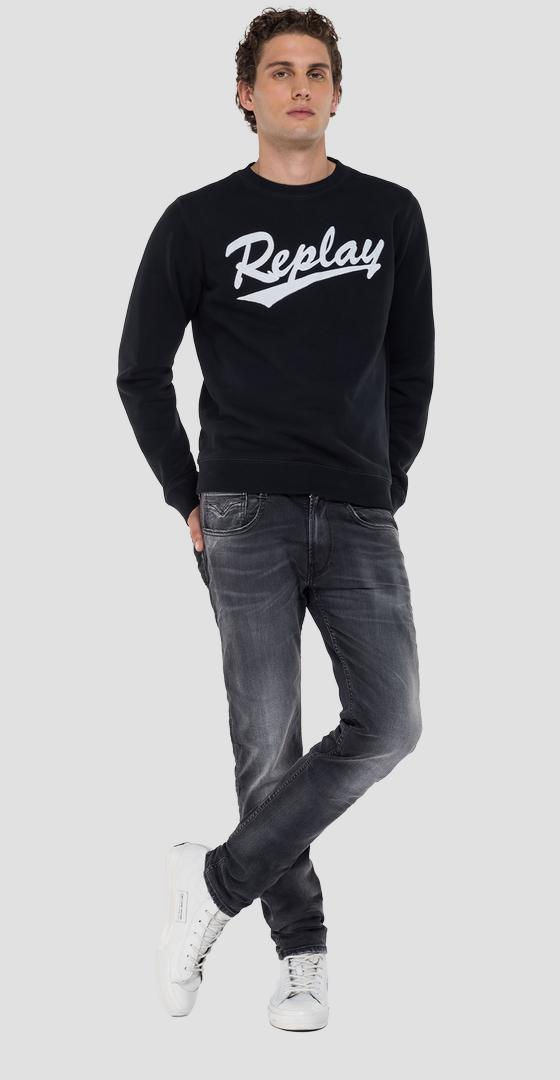 Crewneck REPLAY sweatshirt m3230 .000.22890cs