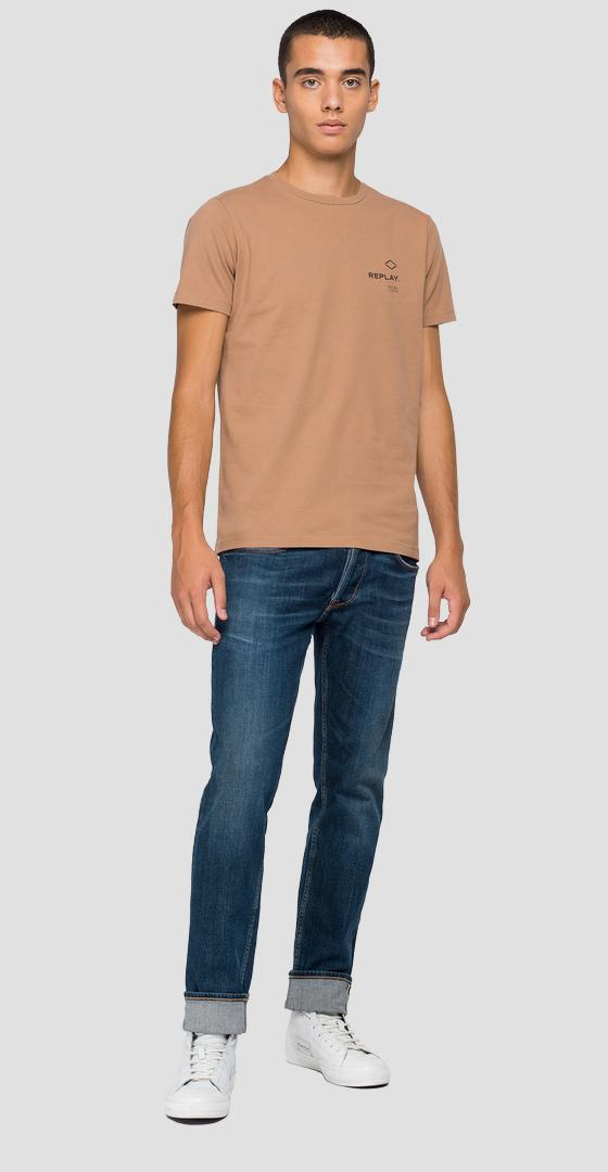 Camiseta de Organic Cotton REPLAY m3287 .000.23090