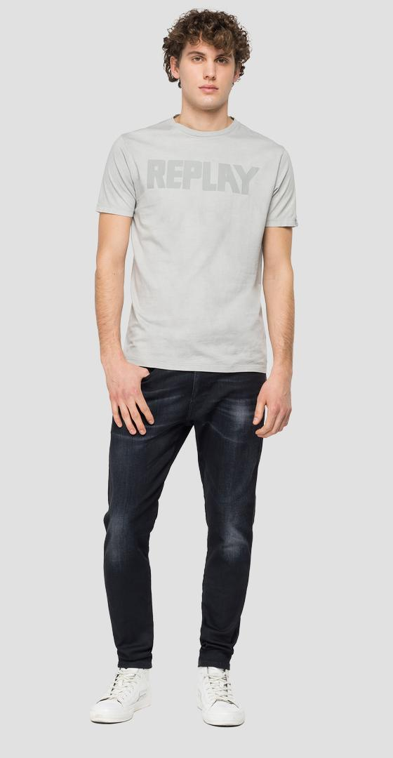 REPLAY organic cotton t-shirt m3409 .000.23156g
