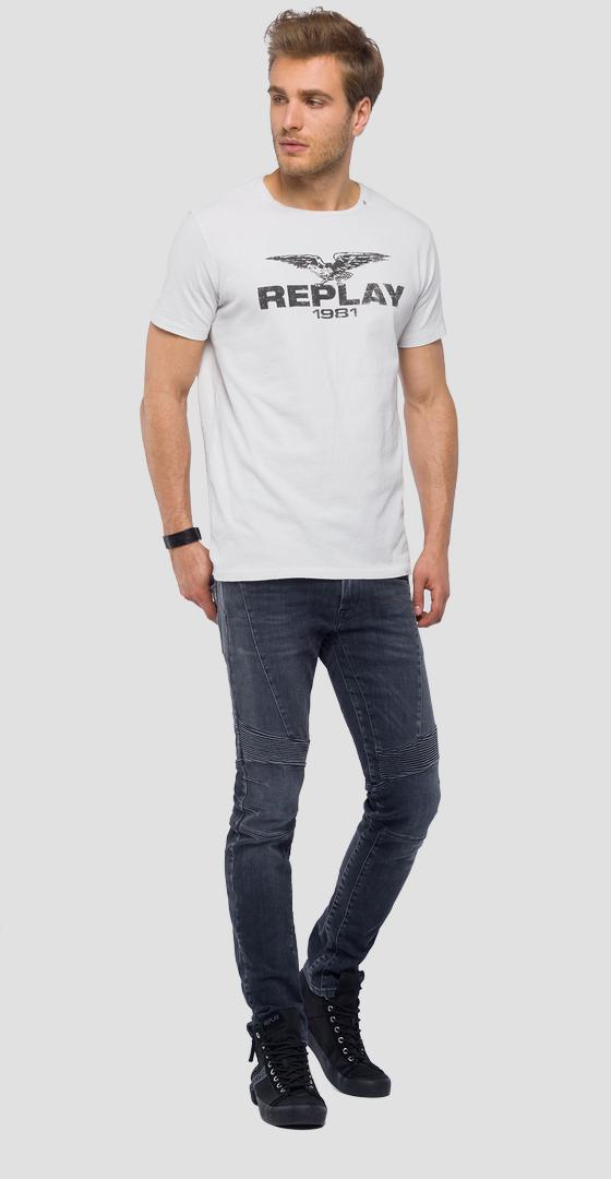 REPLAY 1981 eagle t-shirt m3768 .000.22662