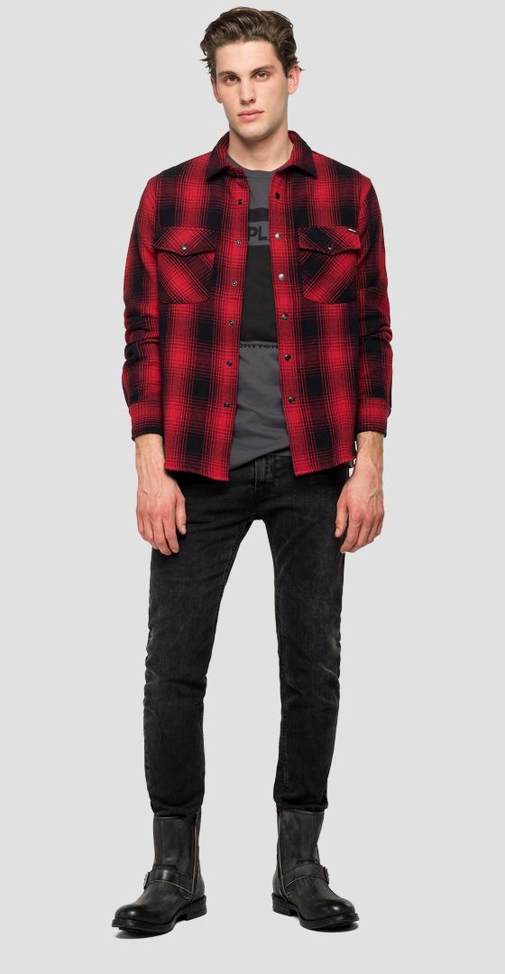 Scottish flannel shirt m4036 .000.52332