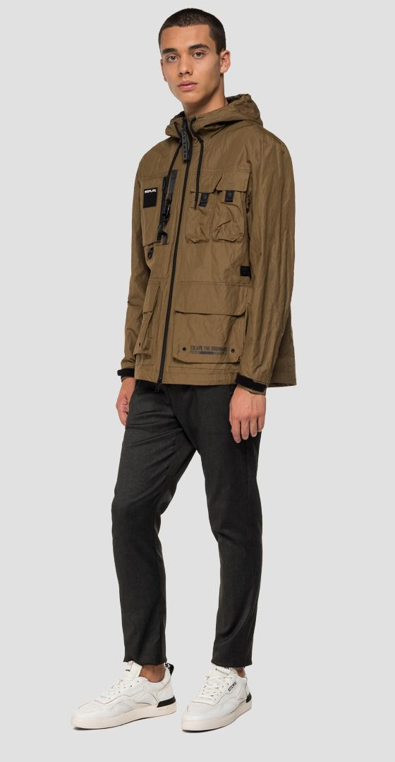 Replay multi-pocket jacket m8054 .000.83574