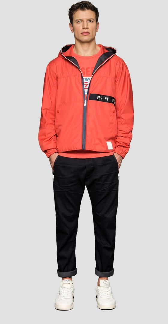 Full-zipper SPORTLAB jacket m8064 .000.s83662