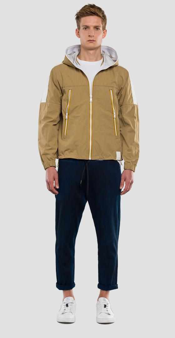 Blouson double zip REPLAY SPORTLAB m8982 .000.s83358