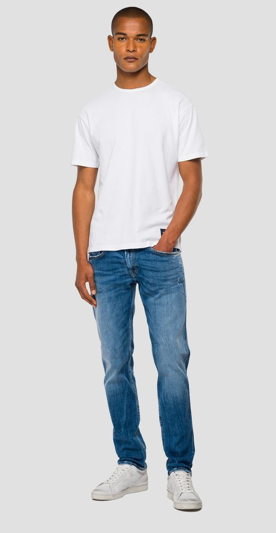 Aged Eco 5 Years slim fit Anbass jeans m914y .000.141 904