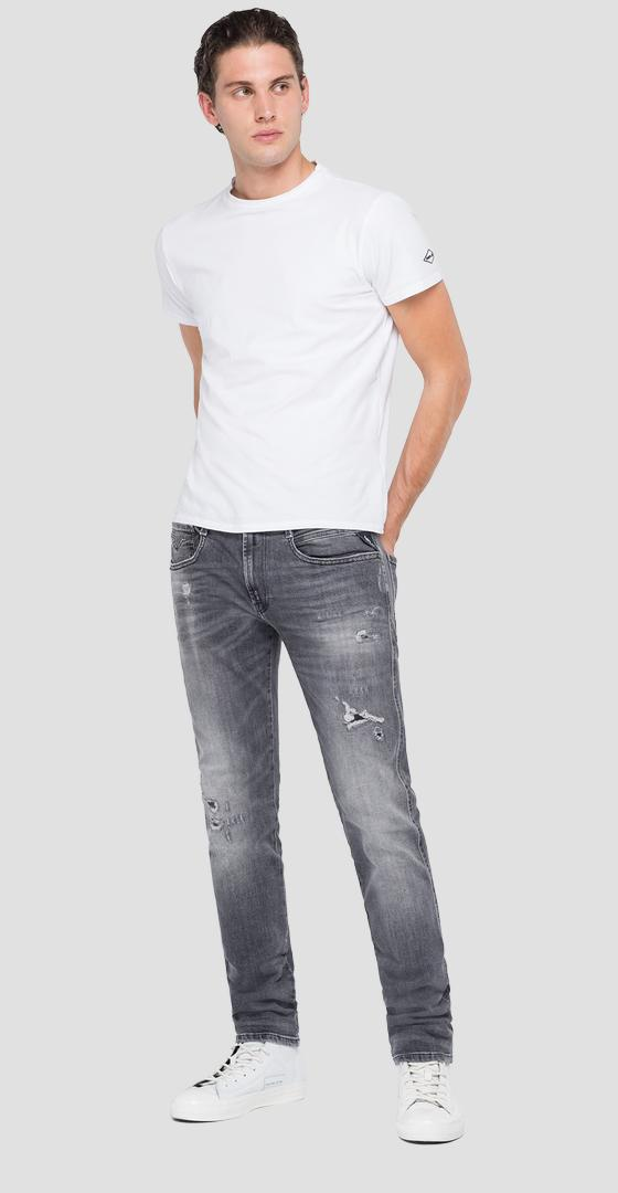 Slim fit aged 10 years Organic Anbass jeans m914y .000.199 705