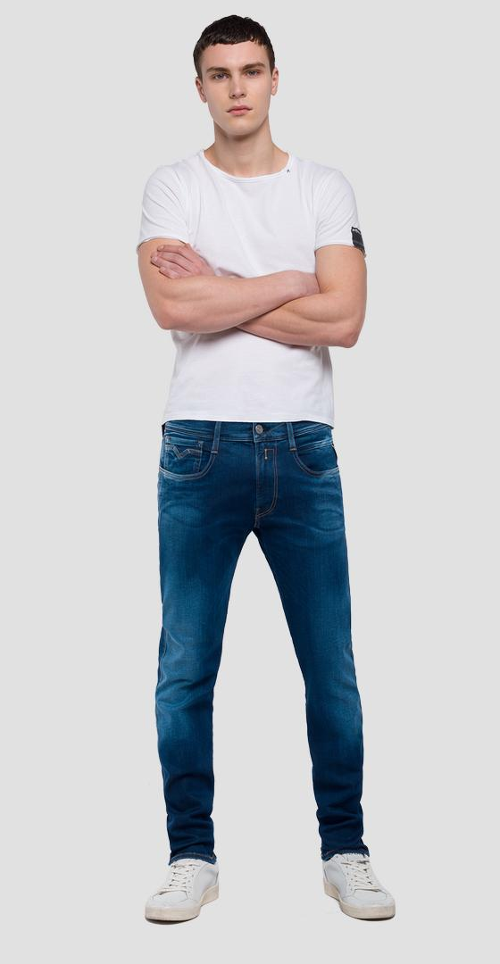 Jean coupe slim Hyperflex Anbass m914y .000.661 332