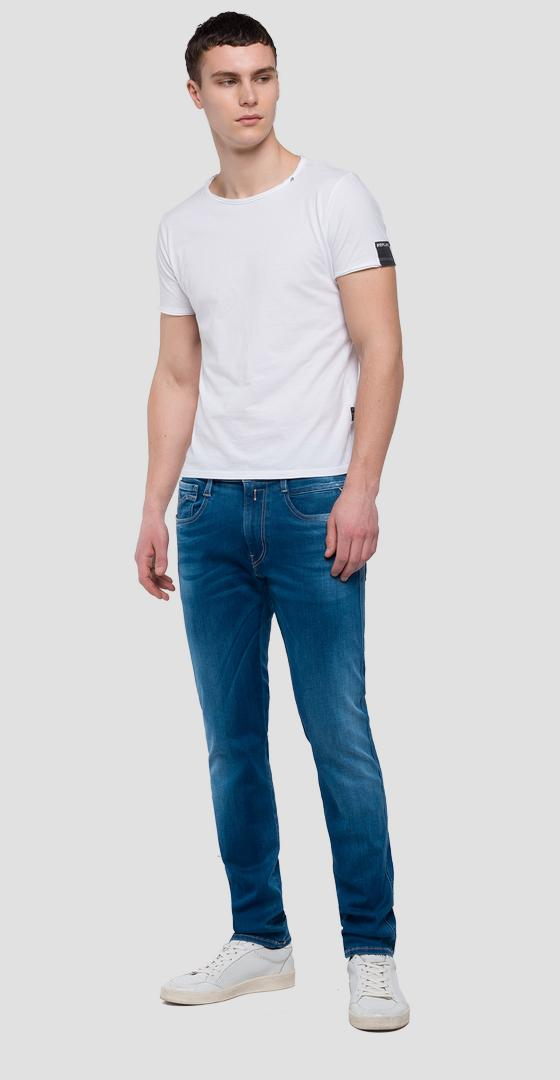 Jean coupe slim Hyperflex Anbass m914y .000.661 350