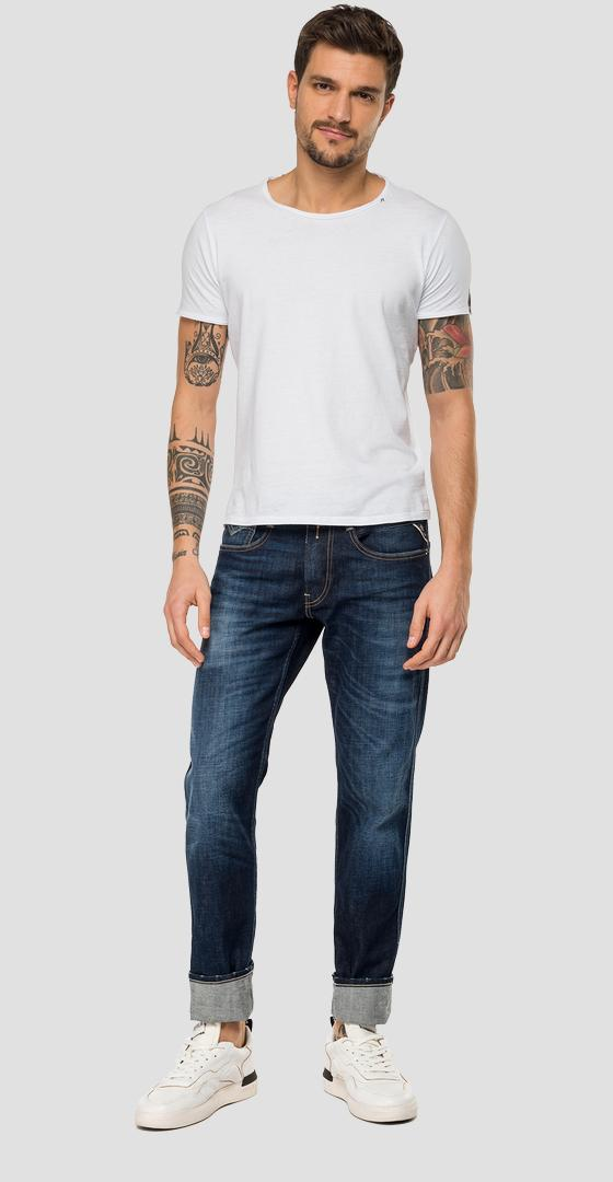 Slim Fit Jeans Anbass m914  .000.285 623