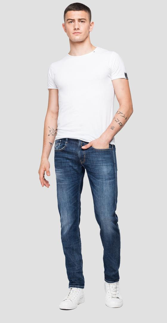 Jean coupe slim Anbass m914  .000.285 782