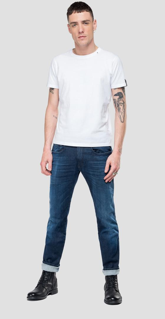 Jeans slim fit Anbass Hyperflex Clouds m914  .000.661 e05
