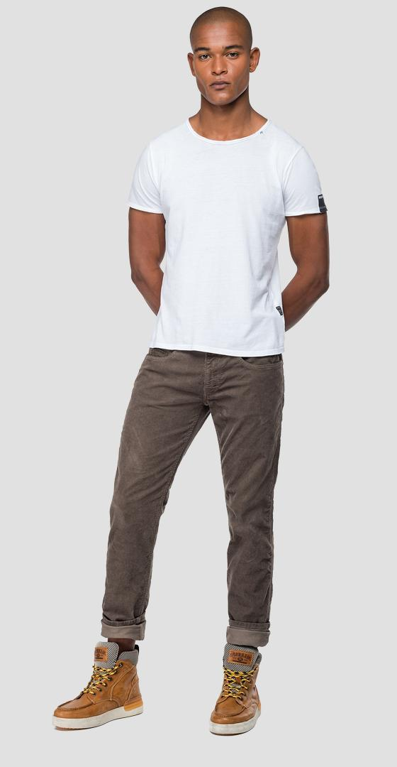 Slim fit Anbass cordury trouser m914  .000.8082990