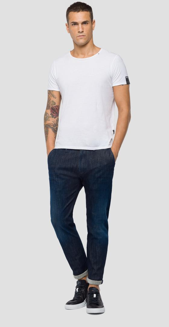 Slim fit Chelm Hyperflex+ chino trousers m9631l.000.661 s12