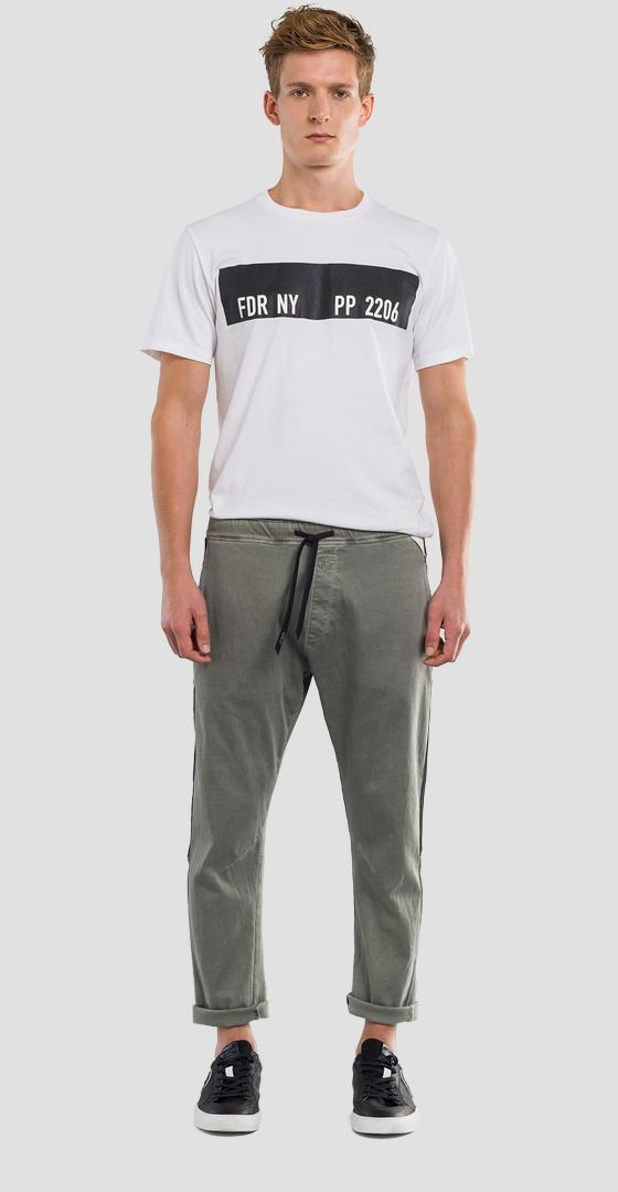 Loose Fit Hose REPLAY SPORTLAB m9658 .000.s21649t