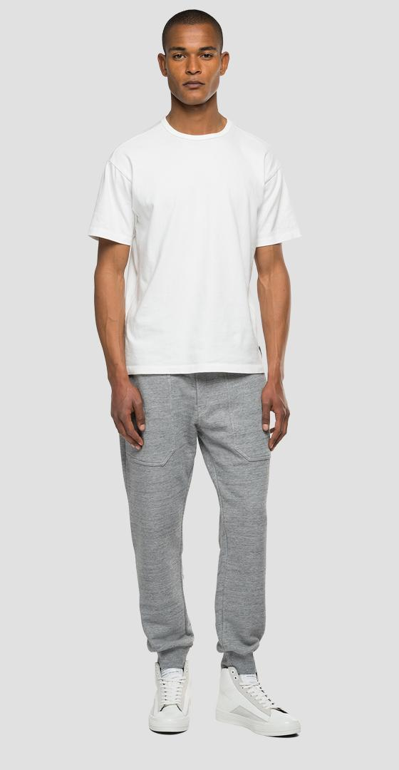 Jogger chiné Replay Sartoriale Agender m9791 .000.23246