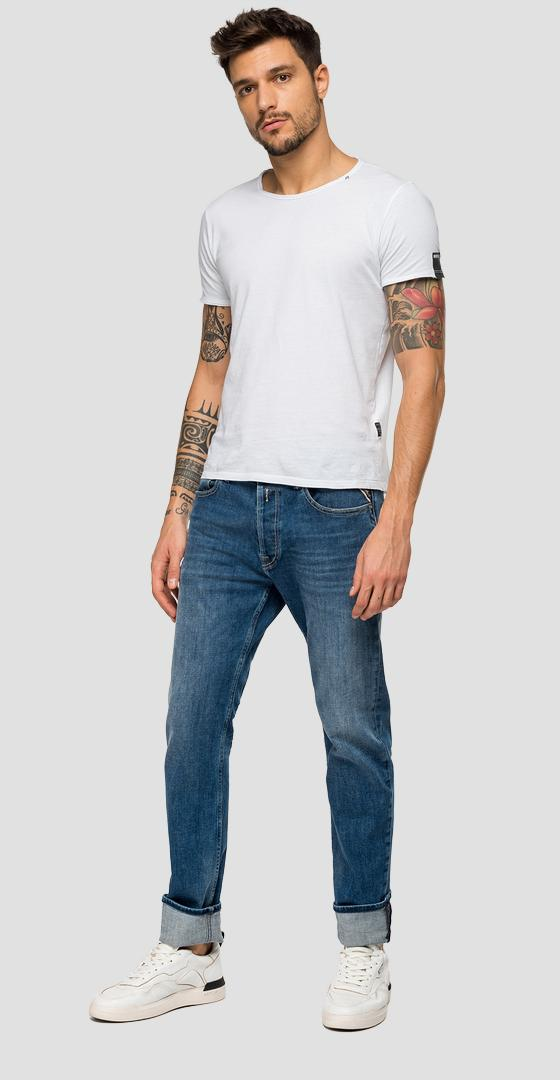 Vaqueros de corte slim tapered Donny ma900 .000.285 643