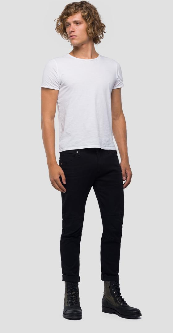 Hyperflex+ Rhush slim fit jeans ma920 .000.661 s02