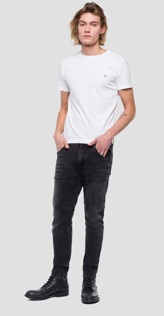 Hyperflex+ Rhush slim fit jeans ma920 .000.661 s06
