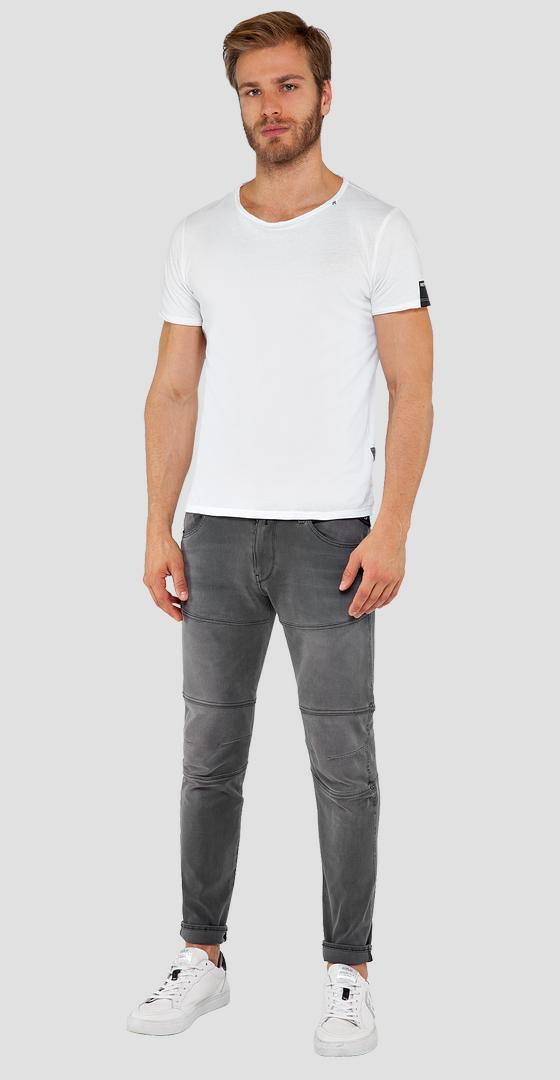 Hyperflex+ Rhush slim fit jeans ma920 .000.661 s08
