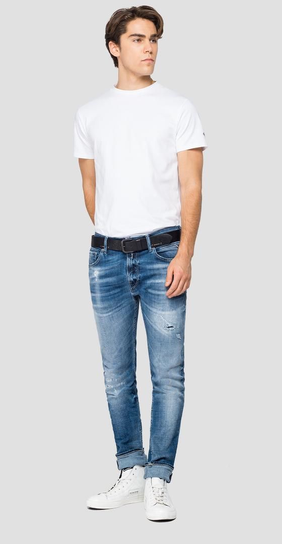 Jean coupe skinny Jondrill aged 10 years Suistanable ma931 .000.141 706