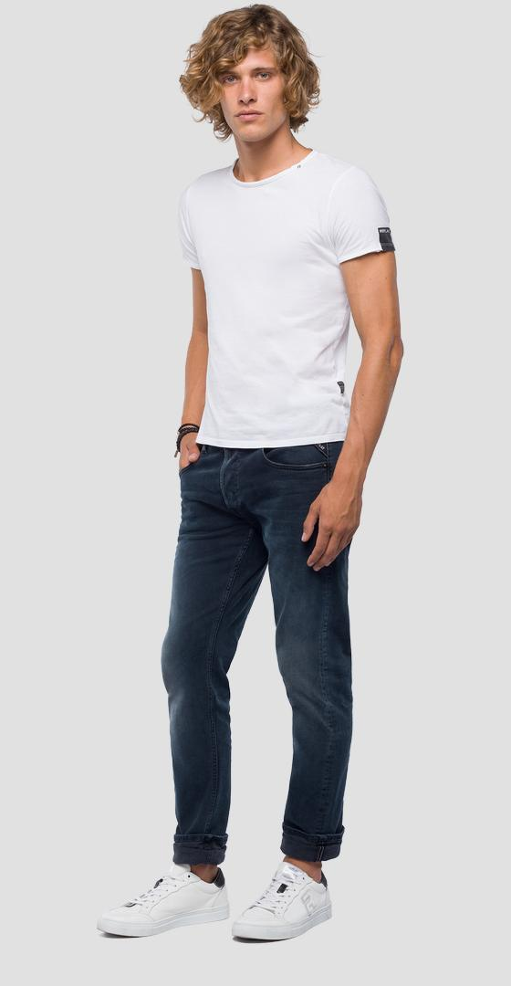 Straight fit Grover jeans ma972 .000.143 387