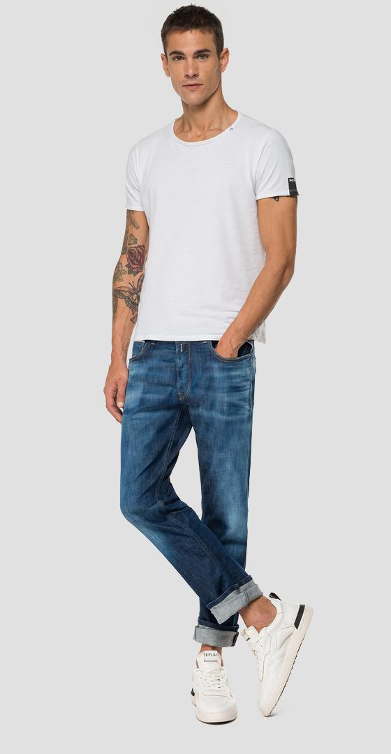 Straight fit Grover jeans ma972 .000.267 644