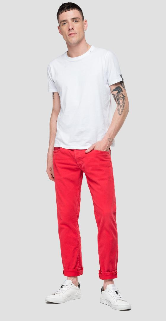 Straight fit Grover jeans ma972 .000.8005224
