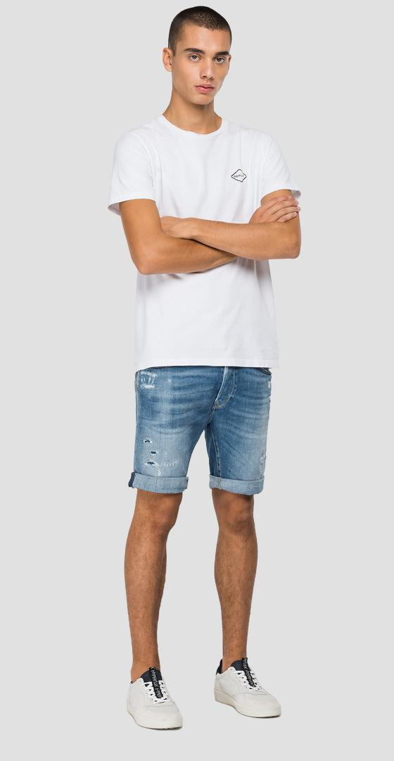 RBJ.901 Aged Eco 10 Years bermuda shorts ma981y.000.141 834