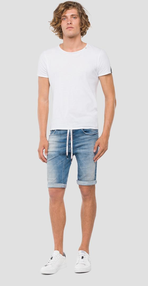 Slim fit DJOVIC bermuda shorts ma985e.000.141 460