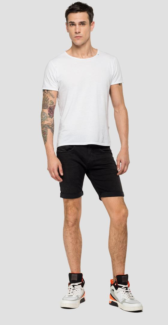 Slim fit Hyperflex Clouds Anbass bermuda shorts ma996 .000.661 e01